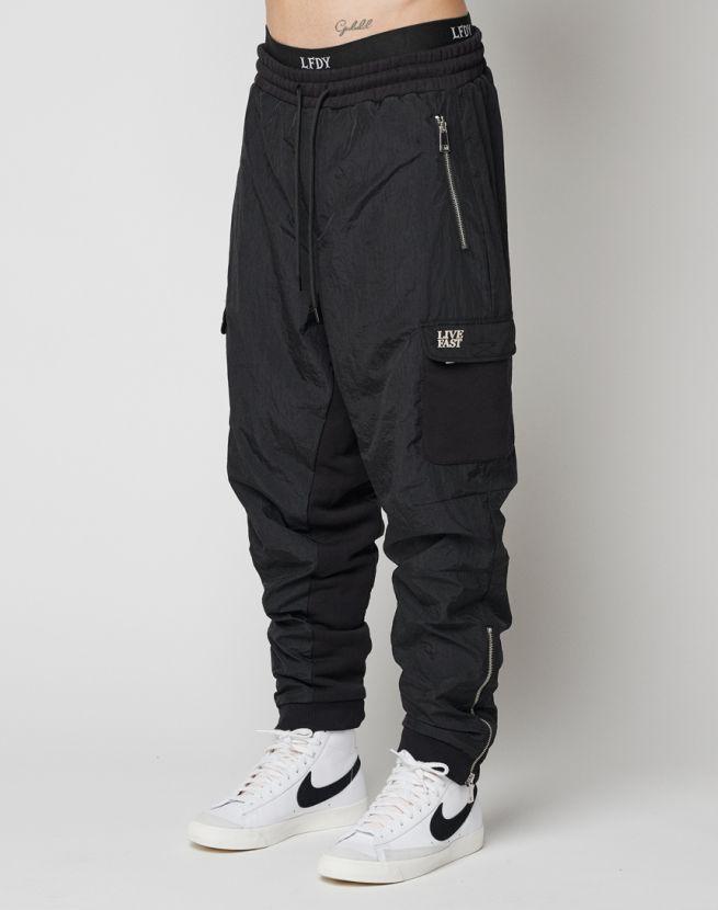 Sweat Nylon Pants
