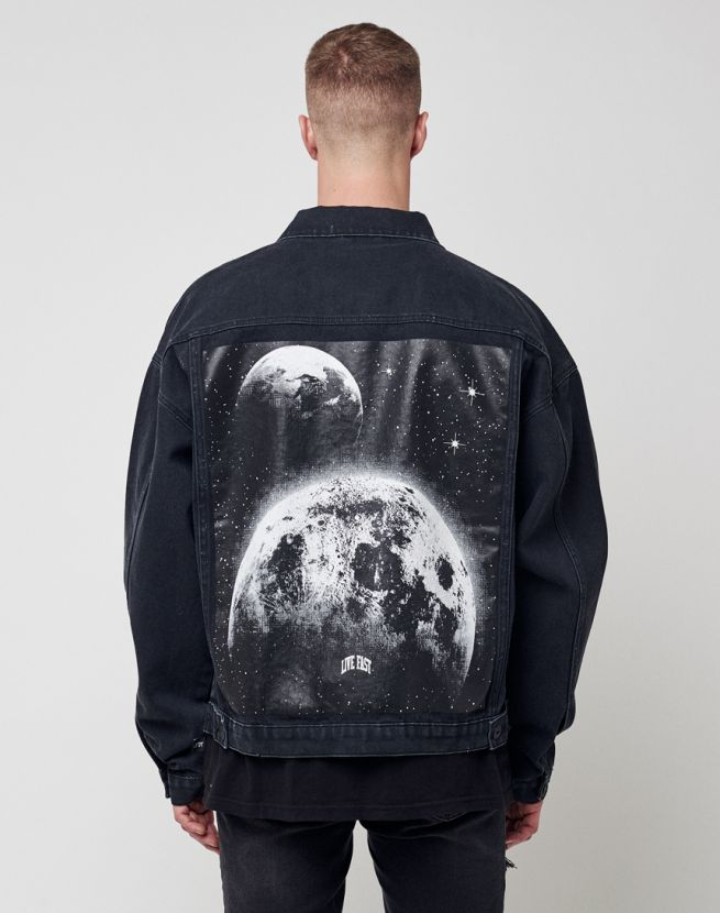 Dark Years Jeans Jacket