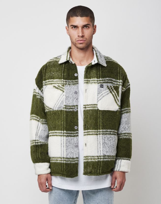 Lined Flannel Jacket