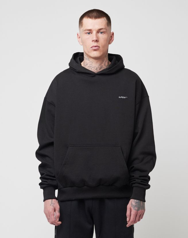 Sports Basic Hooded