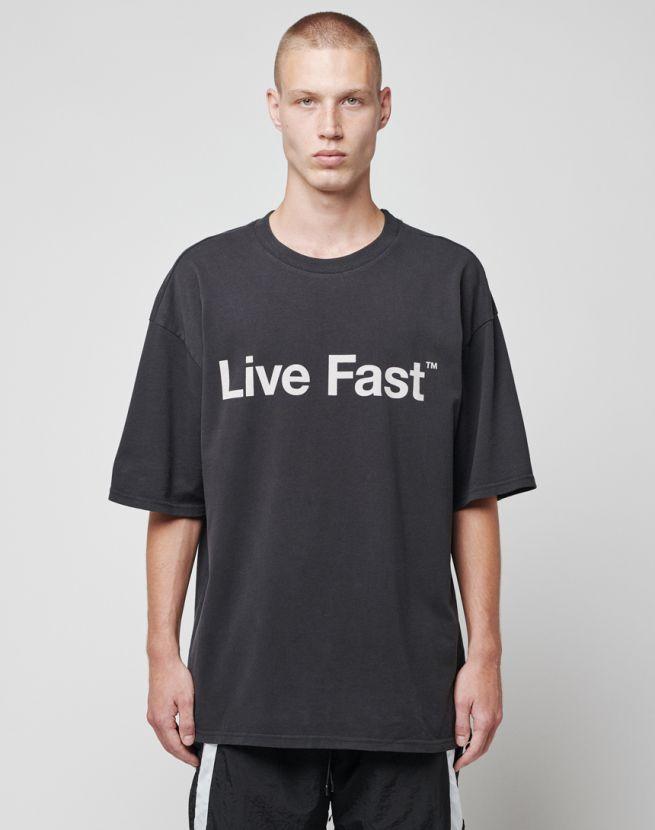 Live Fast Bold Tee