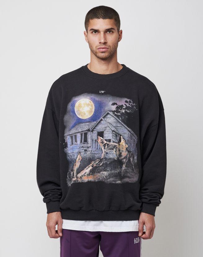 Wildlife Sweater